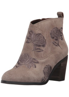 Lucky Brand Women's Pexton Ankle Boot brindle  Medium US