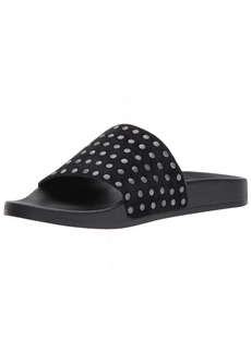 Lucky Brand Women's Piyaa Slide Sandal  6 Medium US