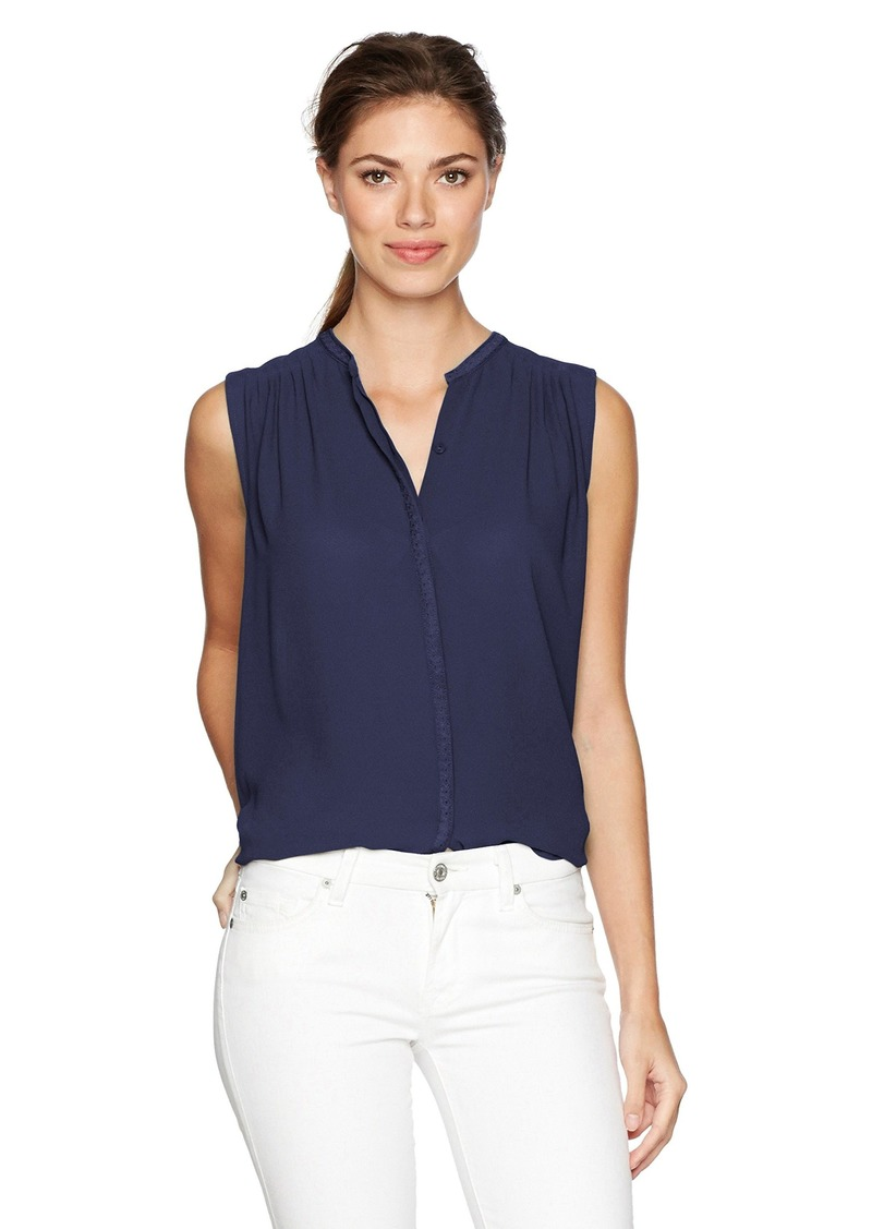 Lucky Brand Women's Pleated Tank