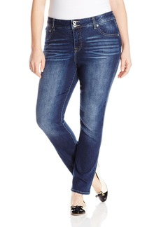 Lucky Brand Women's Plus-Size Emma Straight Jean