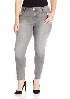 Lucky Brand Women's Plus Size Emma Straight Jean  14W