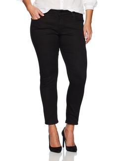 Lucky Brand Women's Plus Size Ginger Skinny Jean