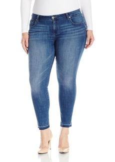 Lucky Brand Women's Plus Size Ginger Skinny Jean  18W