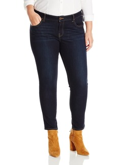 Lucky Brand Women's Plus Size Mid Rise Ginger Skinny Jean EL Monte