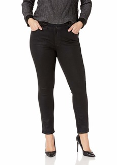 Lucky Brand Women's Plus Size MID Rise Ginger Skinny Jean in