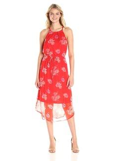 Lucky Brand Women's Pop Floral Dress