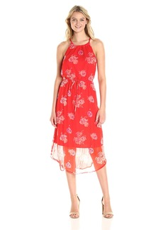 Lucky Brand Women's Pop Floral Dress