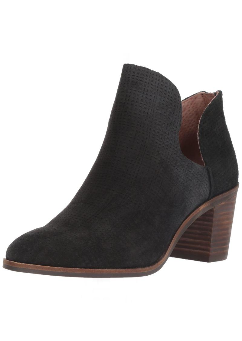 Lucky Brand Women's Powe Ankle Boot   Medium US