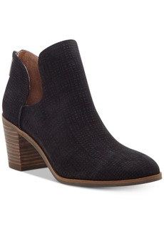 Lucky Brand Women's Powe Booties Women's Shoes