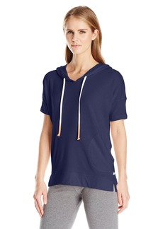 Lucky Brand Women's Printed French Terry Hoodie