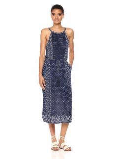 Lucky Brand Women's Printed Knit Dress