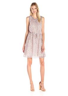 Lucky Brand Women's Printed Paisley Dress