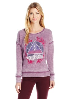 Lucky Brand Women's Pyramid Sweatshirt