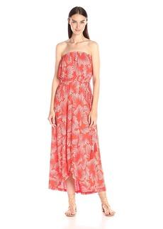 Lucky Brand Women's Radial Floral Dress