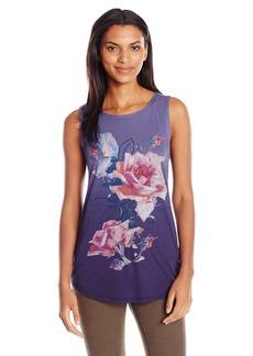 Lucky Brand Women's Rose Bouquet Tank Top