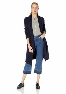 Lucky Brand Women's Shawl Coatigan Sweater  XS