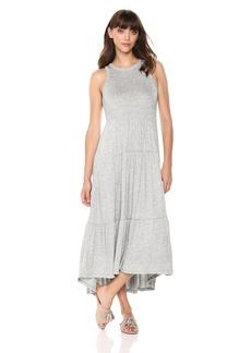 Lucky Brand Women's Short Open Back Smocked Dress  XS