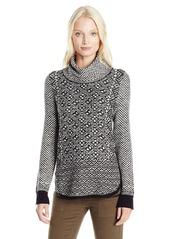 Lucky Brand Women's Side Zip Turtleneck Sweater