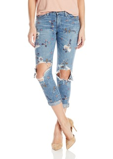 Lucky Brand Women's Sienna Slim Boyfriend Jean in