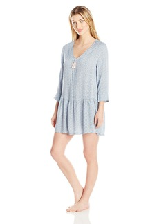 Lucky Brand Women's Sleep Dress  L
