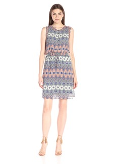 Lucky Brand Women's Stained Glass Dress
