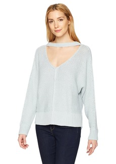 Lucky Brand Women's Steele Pullover Sweater  M