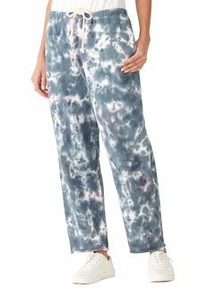 Lucky Brand Women's Straight Leg Sweat Pant  S