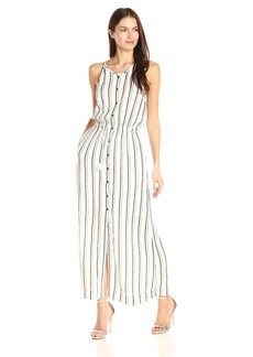 Lucky Brand Women's Stripe Maxi Dress