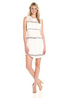 Lucky Brand Women's Stripe Shirt Dress