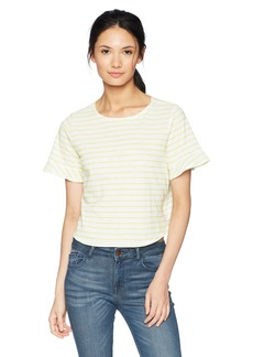 Lucky Brand Women's Stripe TEE  XS