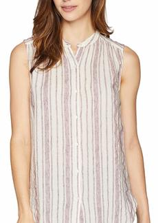 Lucky Brand Women's Stripe Tunic TOP  XS