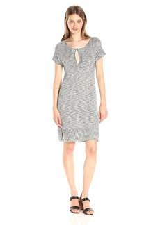 Lucky Brand Women's Striped Tee Dress