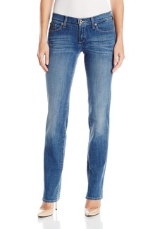 Lucky Brand Women's Sweet N Straight Leg in Jean  27x34