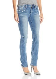 Lucky Brand Women's Sweet Straight in Jean  25x32