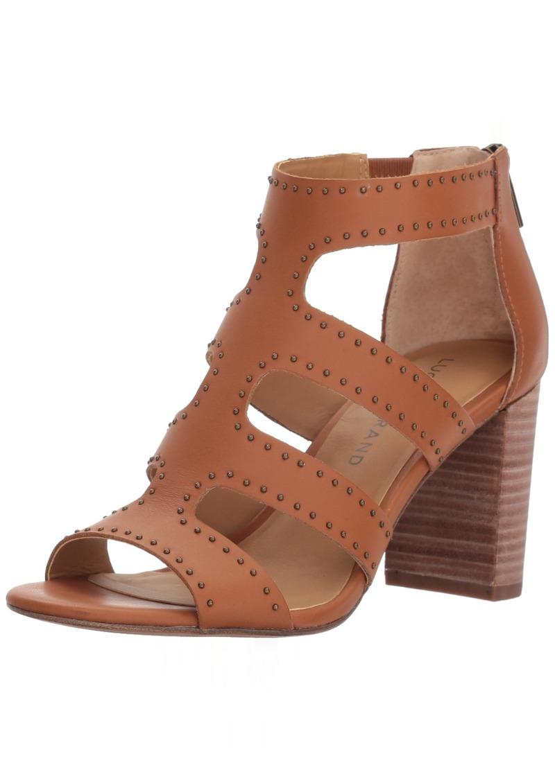 Lucky Brand Women's Tahira Heeled Sandal   M US