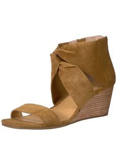 Lucky Brand Women's Tammanee Heeled Sandal  8 Medium US