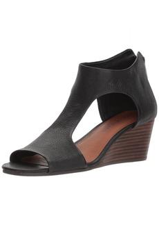 Lucky Brand Women's Tehirr Heeled Sandal  8.5 Medium US