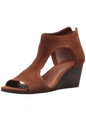 Lucky Brand Women's Tehirr Heeled Sandal   Medium US