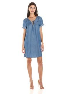 Lucky Brand Women's Tencel Swing Dress