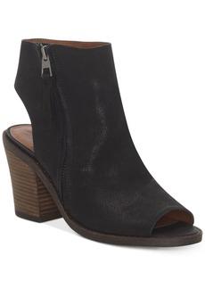Lucky Brand Women's Terrie Peep-Toe Shooties Women's Shoes