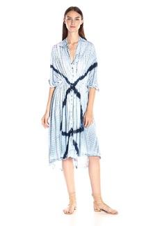 Lucky Brand Women's Tie Dye Audrey Dress