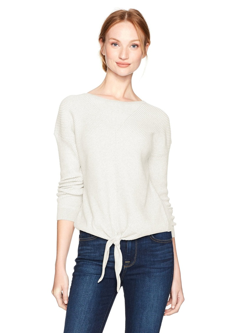 07ef7c5efbbc9 Lucky Brand Lucky Brand Women s Tie Front Sweater