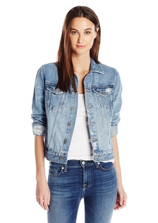 Lucky Brand Women's Tomboy Trucker Jacket