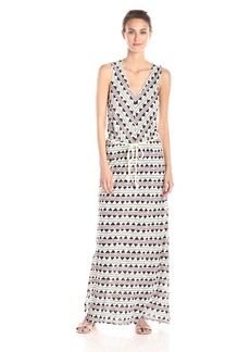 Lucky Brand Women's Tribal Maxi Dress