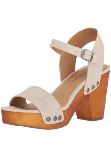 Lucky Brand Women's Trisa Heeled Sandal