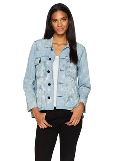 Lucky Brand Women's Utility Shirt Jacket
