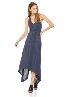 Lucky Brand Women's V-Neck Maxi Dress  XS