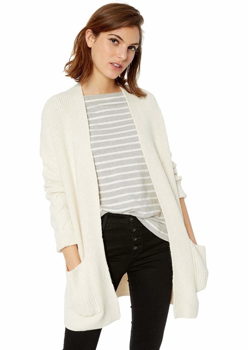 Lucky Brand Women's Venice Cardigan Sweater  L