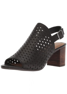 Lucky Brand Women's Verazino Heeled Sandal  7.5 Medium US