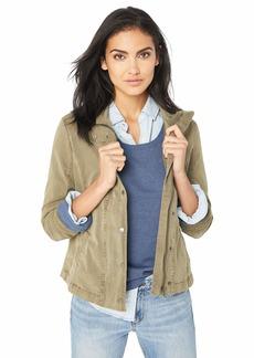 Lucky Brand Women's Vicky Utility Jacket  L